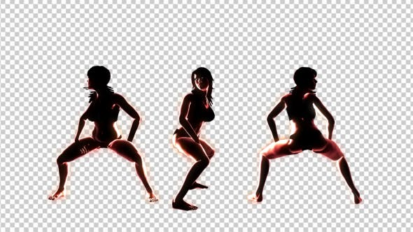 Thumbnail for Twerk Dancer