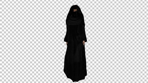 Thumbnail for Arabic Woman With Hijab