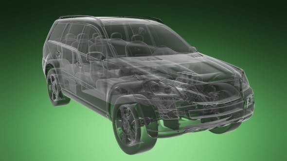 Thumbnail for Transparent Car Rotate