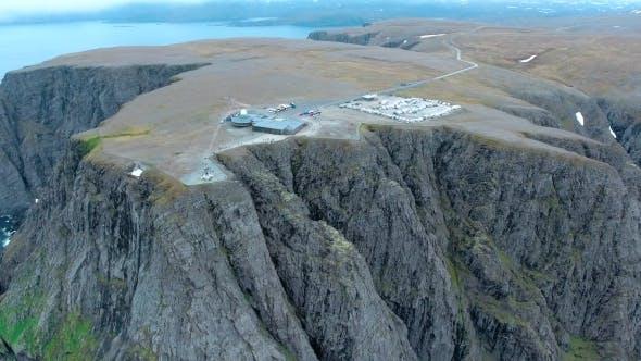 North Cape (Nordkapp) in Northern Norway