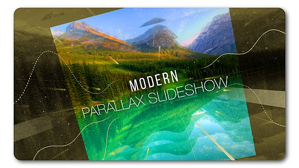 Thumbnail for Slideshow Modern Parallax