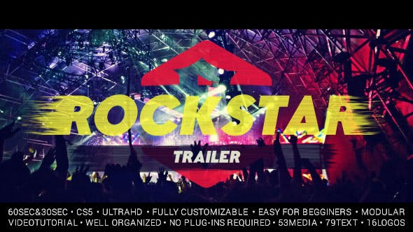 Thumbnail for Rockstar Trailer