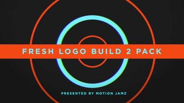 Thumbnail for Fresh Logo Build Lot de 2 Volume 1