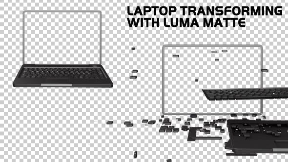 Thumbnail for Notebook Transforming With Luma Matte