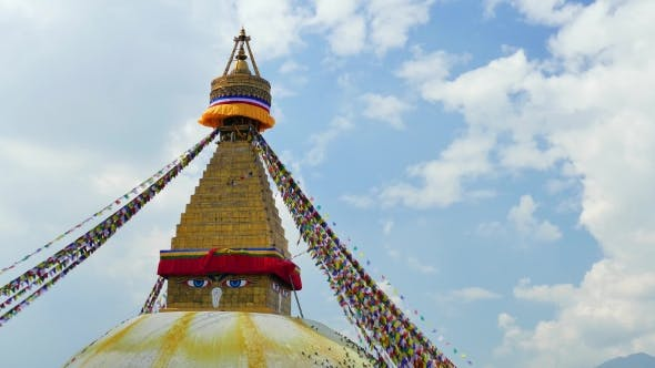 Thumbnail for Boodha Stoupa in Kathmandu