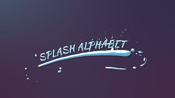 Thumbnail for Splash Alphabet