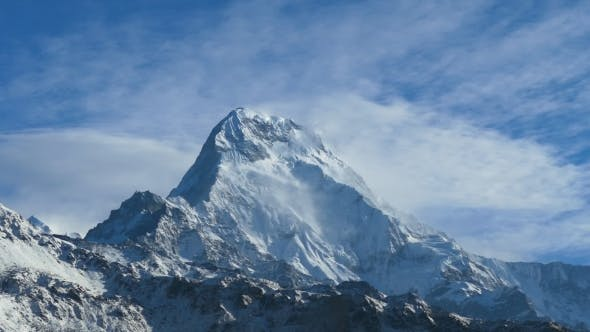 Thumbnail for Annapurna Mountain Range In Nepal