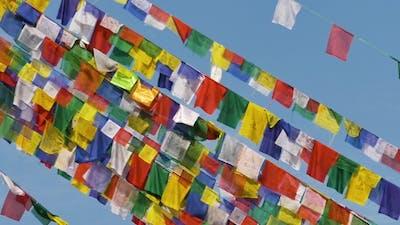 Himalaya Prayer Flags
