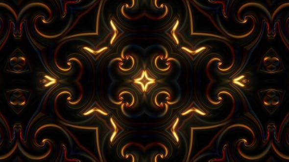 Thumbnail for Black Kaleidoscope