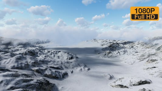 Thumbnail for Clouds on Mountain