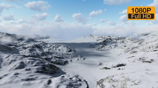Thumbnail for Time-lapse Clouds and Mountain