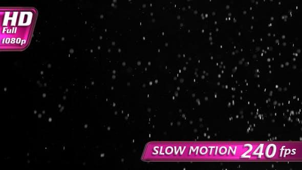 Thumbnail for Beginning Of A Night Snowfall