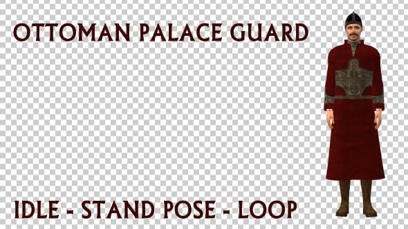 Thumbnail for Ottoman Palace Guard