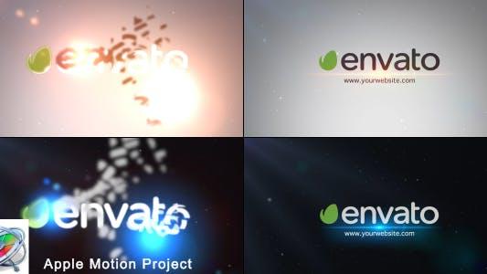 Thumbnail for Logo Minimalista al - Apple Motion