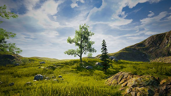 Thumbnail for Nature Realastic Background