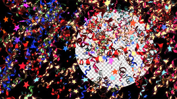Thumbnail for Confetti Background #2