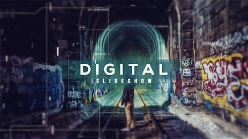 Digital Parallax Slideshow | Opener