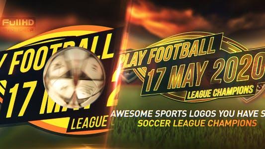 Thumbnail for Soccer Sport Opener