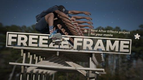 3D Freeze Frame