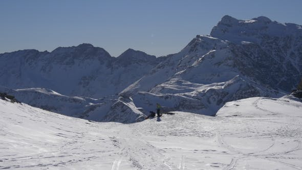 Snowboarders Are Going To Go Off-piste