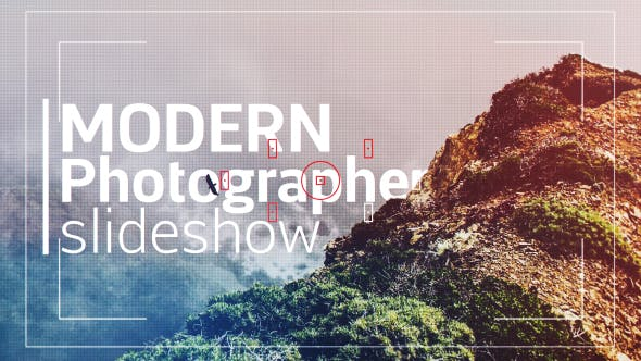 Thumbnail for Modern Photographer Slideshow Opener