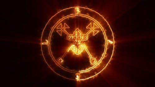 Bael Occult Symbol