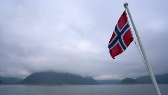 Thumbnail for Norway Flag Nature Norway