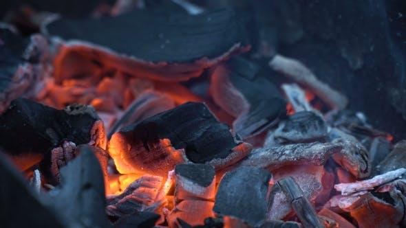 Red Hot Coals.