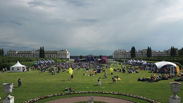 Thumbnail for The Festival Under The Open Sky