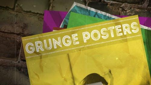 Grunge Posters