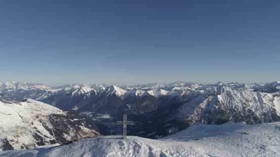 Thumbnail for Flight Over Austrian Alps