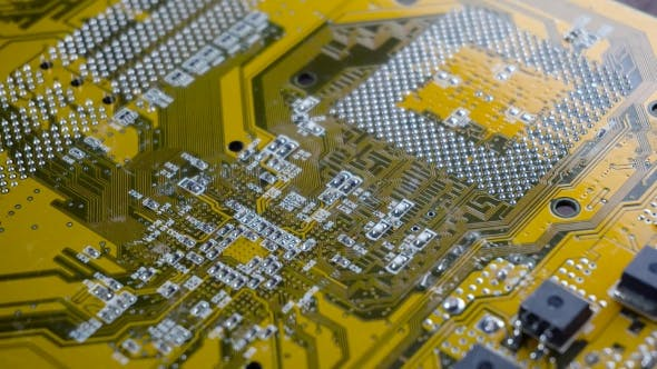 Thumbnail for PC Electronic Circuit Board .