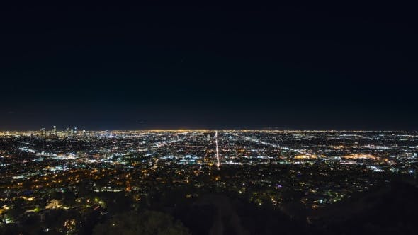 Thumbnail for Of Illuminated Los Angeles City
