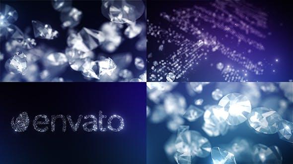 Thumbnail for Diamonds Logo Reveal