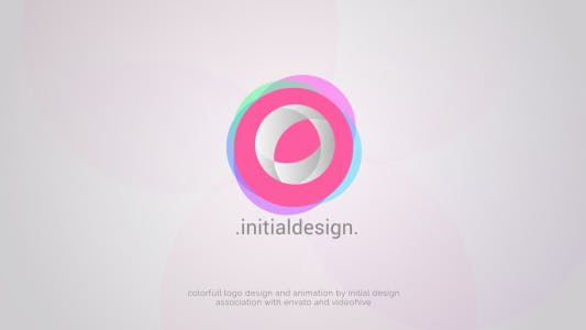 Thumbnail for Colorfull Circle Logo