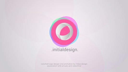 Thumbnail for Logo Colorfull Circle