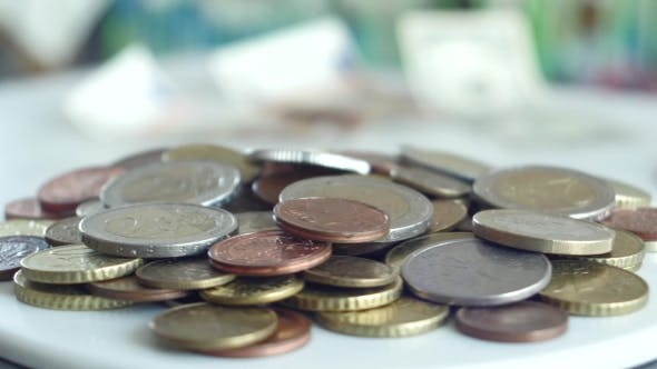 Thumbnail for Euro Cent Coins  Rotating