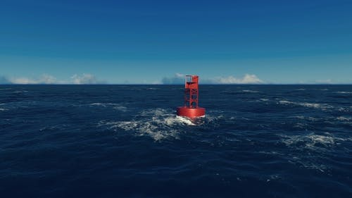 Open Water and Buoy