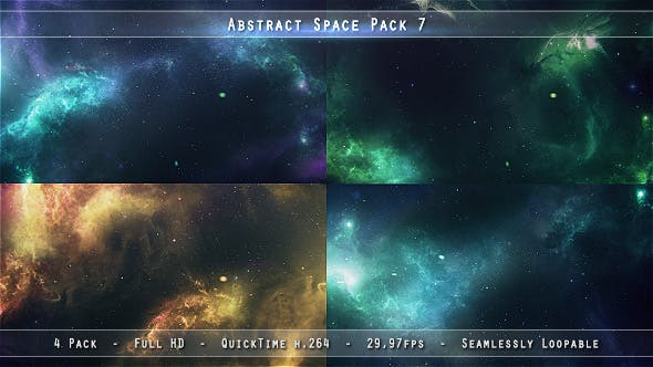 Thumbnail for Abstract Space Pack 7
