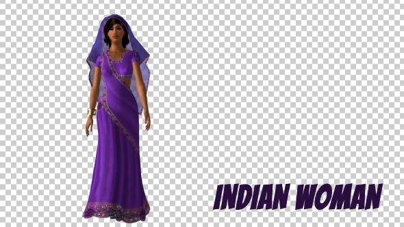 Thumbnail for Indian Woman