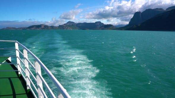 Thumbnail for Ferries' Cross. Beautiful Nature Norway