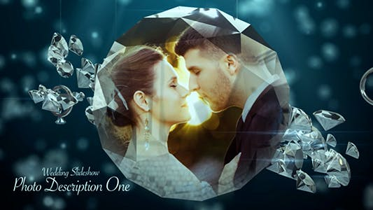 Thumbnail for Presentación de anillos de boda