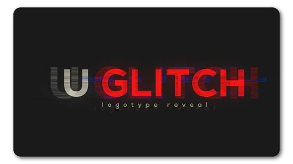 Thumbnail for Ultra Glitch Logo Reveal