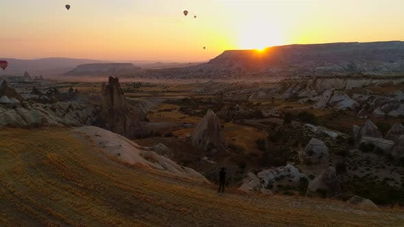 Cover Image for Sunset Balloons