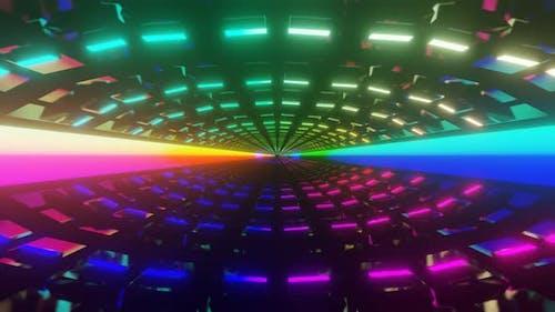 Rhythmic Color Boxes