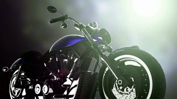 Thumbnail for Chopper Motorrad
