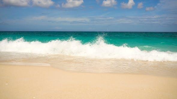 Thumbnail for Beautiful Beach on Tropical Island.