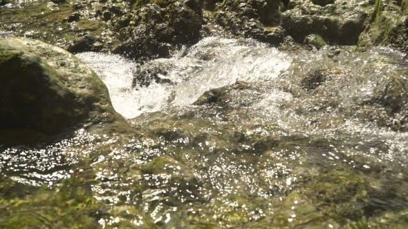Mountain Stream River