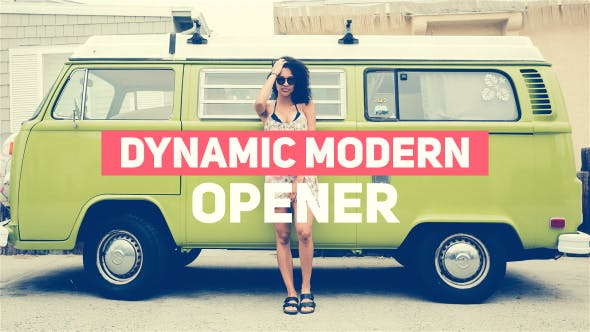Thumbnail for Dynamic Modern Opener