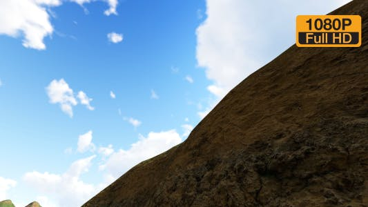Thumbnail for Mountain and Sunny Clouds